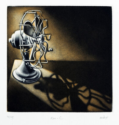 Carol Wax, 'Fan-C', 1998