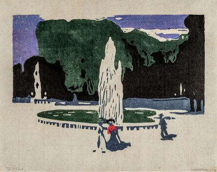 Wassily Kandinsky, 'PARC ST. CLOUD', 1904