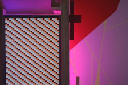 MOLECULAGEM, 'detalhe de instalação', 2012