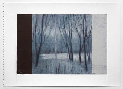 Adam Straus, 'Winter: Black & Grey', 2013