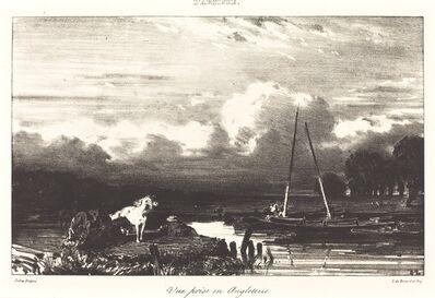 Jules Dupré, 'View in England (Vue prise en Angleterre)', 1836