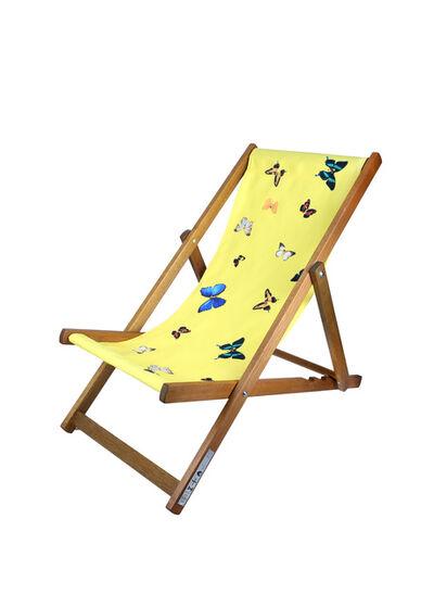 Damien Hirst, 'Deck Chair (Yellow)', 2008