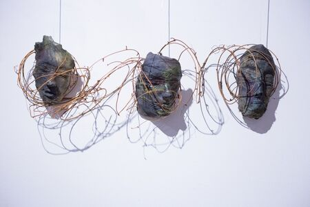 Trish Classe Gianakis, 'Borders', 2020