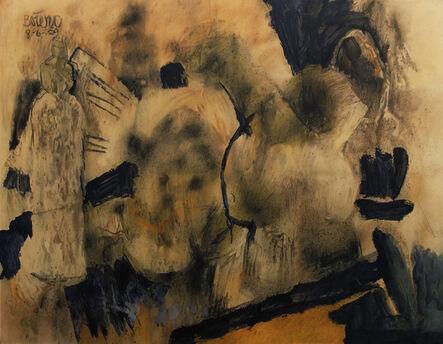Fernando Botero, 'Bodegon', 1959