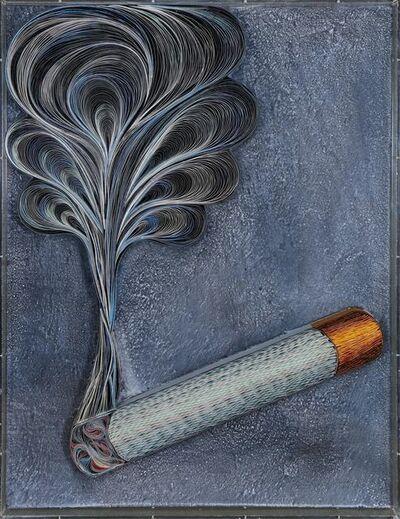 Pavlos, 'Cigarette', 2013