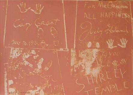 Andy Warhol, 'Sidewalk 304', 1983