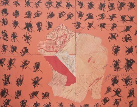 Horia Bernea, 'Collapse', 1970
