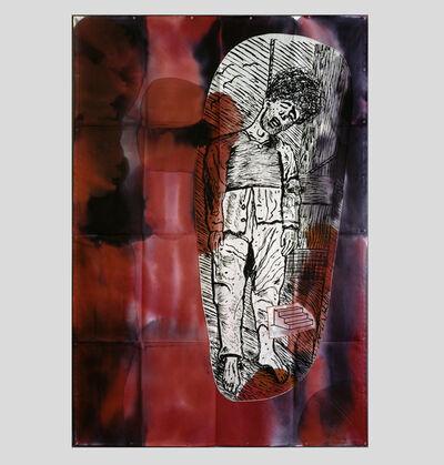 Eugenio Dittborn, 'Pequeña Escala (h.l.p.)', 2002-2003
