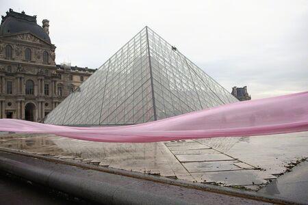 Celeste Leeuwenburg, 'Pyramide du Louvre, Paris', 2015