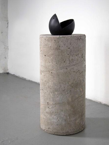 Koenraad Dedobbeleer, 'A Gap Between the Zone and a Zone That is Walked', 2012