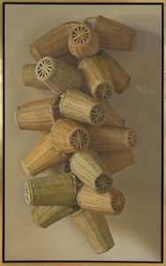 Claudio Bravo, 'Canastos / Baskets', 2004