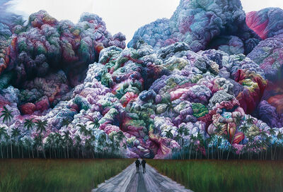 Shang Chengxiang 商成祥, 'Journey in the Clouds No.3 云途系列之三', 2014