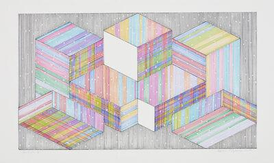 Adrian Esparza, 'Section 6', 2017