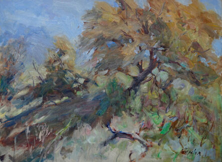 Gordon Fowler, 'Spring oak ', 2017