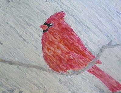 Eleanor Hubbard, 'Wet Cardinal', 2009