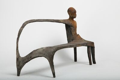 Jesús Curiá, 'Bench II', 2014