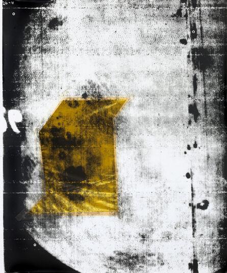 Sonia Leimer, 'Blinder Fleck / Blind Spot', 2016