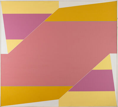 Larry Zox, 'P.a.', 1964