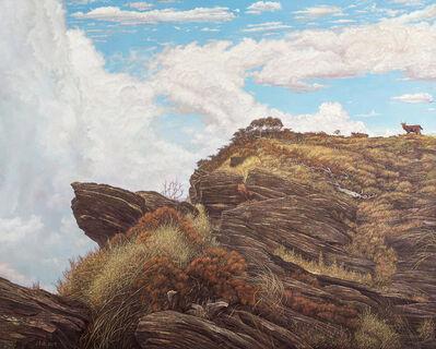 LIU De-Lang, 'A Legend in the Mountain', 2017