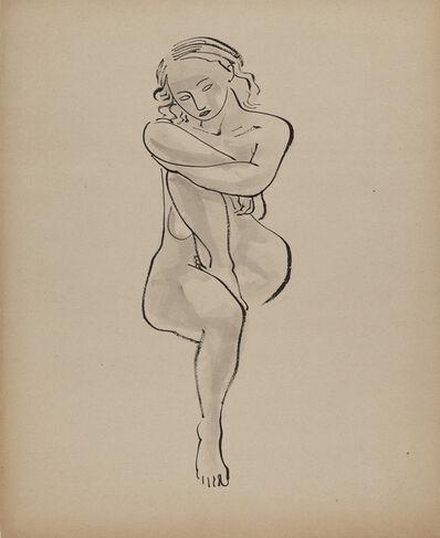 Isamu Noguchi, 'Figure Study', ca. 1933