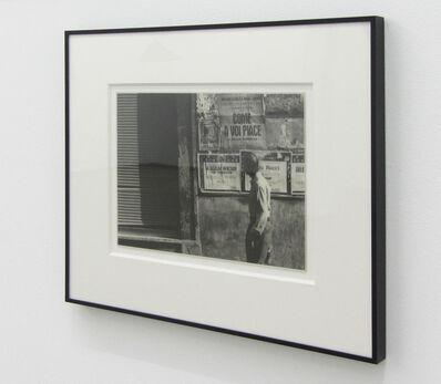 Luis Camnitzer, 'Reflection', 1973