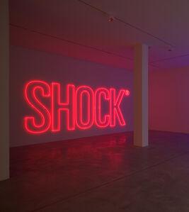 Maurizio Nannucci, 'Shock', 2005