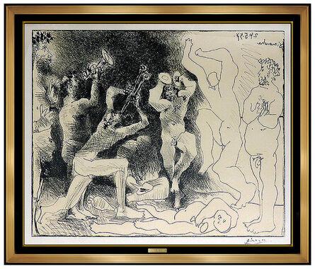 Pablo Picasso, 'La Danse des Faunes', 1957