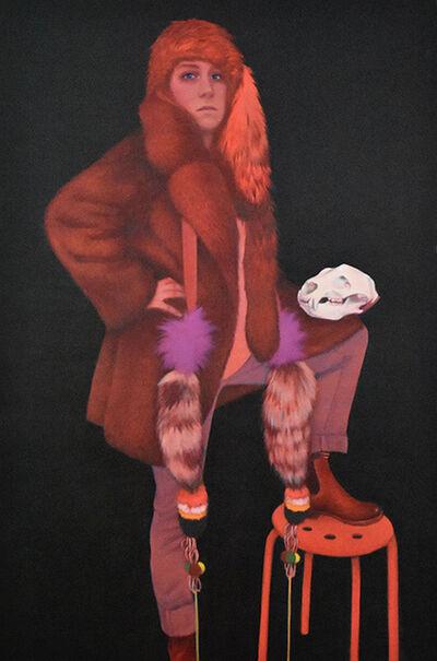 June Glasson, 'Sherwood', 2020