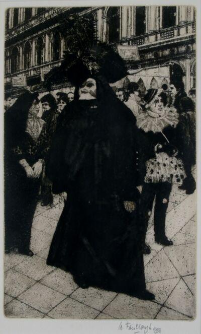 Wilfred Fairclough, 'Carnival San Marco, Venice', 1993