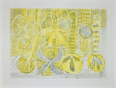 Eduard Bargheer, 'Flowers ', 1975