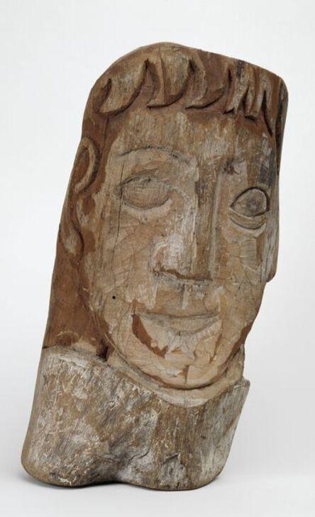 Pablo Picasso, 'Tête d'homme'