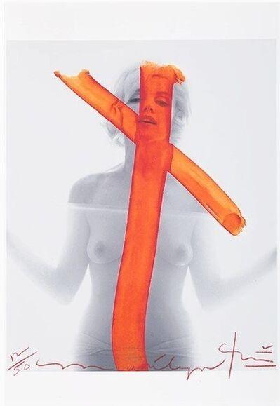 Bert Stern, 'Marilyn Monroe, Crucifix', 1962/2012