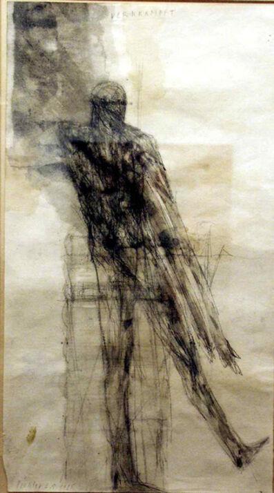 Walter Pichler, 'Verkrampft', 1985