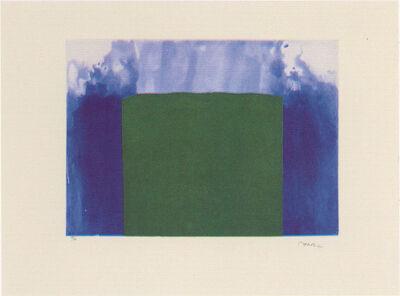 Alfons Borrell, 'Illes 1', 1997