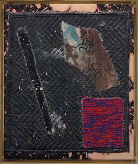 Sterling Ruby, 'BC (4007)', 2012