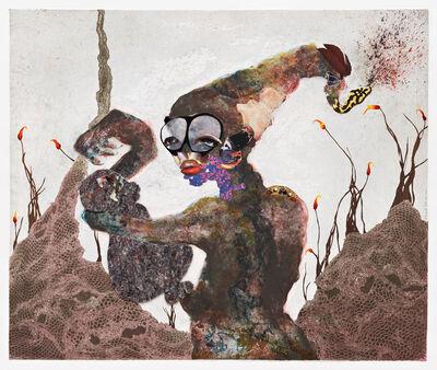 Wangechi Mutu, 'Second Born', 2013