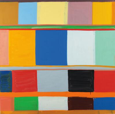 Stanley Whitney, 'Manet's Light', 2007