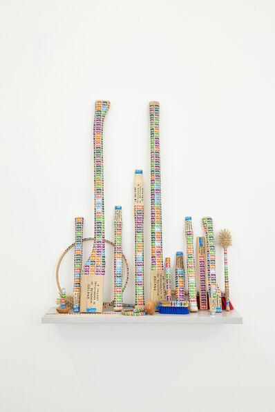 Peter Liversidge, 'Postal Shelf', 2014