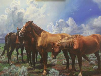 Jeff Dodd, 'Rodeo Stock #2', 2018
