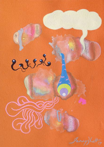 Jenny Bhatt, 'Fluid Mind 5', undated