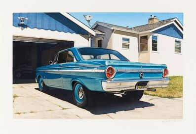 Mark Goings, 'Mikes 66 Falcon', 2012