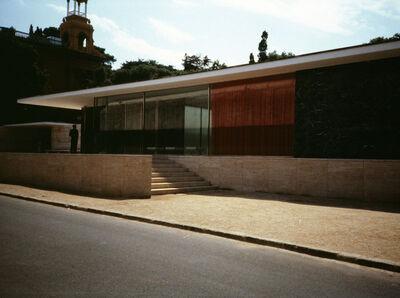 Shelagh Keeley, 'Barcelona Pavilion I', 1986/2012