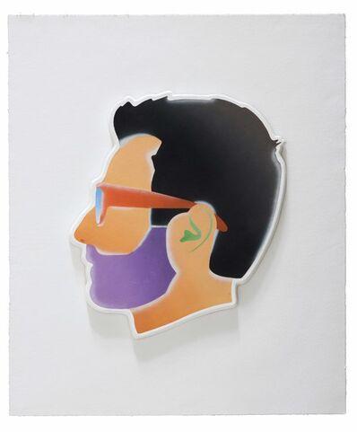 Alex Israel, 'Self-Portrait', 2017