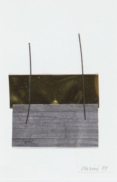 Giuseppe Uncini, 'Untitled', 1999