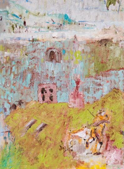 Stephen Benwell, 'Roman holiday', 2015