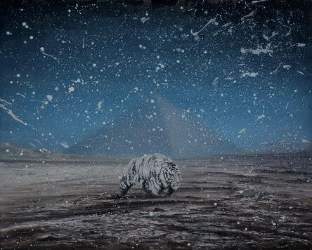 Zhao Bo, 'Wilderness—A Weary Traveler', 2013
