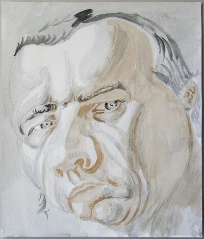 Philip Akkerman, 'Self-Portrait No. 64, with 127', 2010