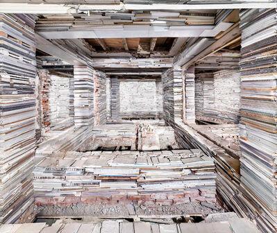 Marjan Teeuwen, 'Destroyed House Bloemhof 6', 2013