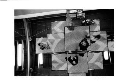 Graham Nash, 'Self Portrait (Ceiling Mirrors)', 2016