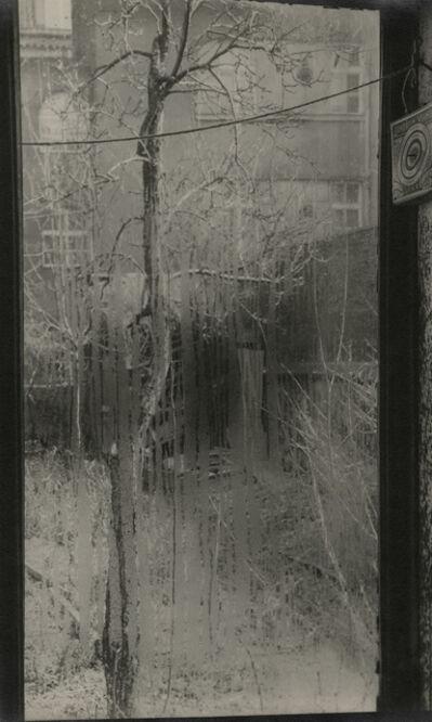 Josef Sudek, 'The Window of My Studio', 1940-1954